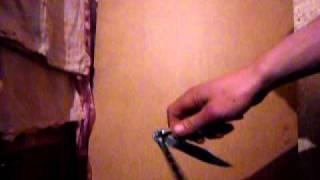 БАЛИСОНГ. Уроки флипинга: веерное открытие 1