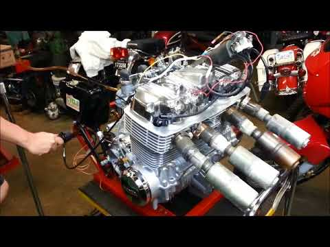 1972 honda cb750 engine rebuild on test stand by randy 39 s cycle service youtube. Black Bedroom Furniture Sets. Home Design Ideas