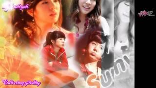 SNSD Sunny - Finally Now {vietsub+kara}