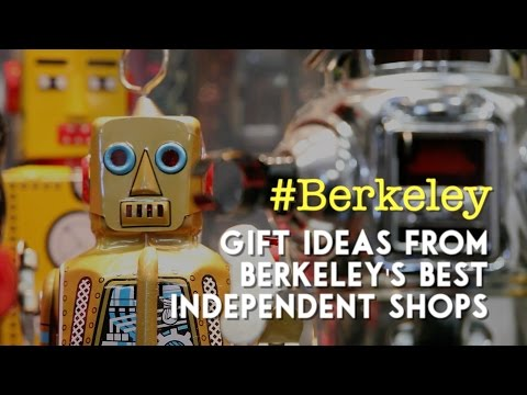 #Berkeley: Holiday Gift Guide