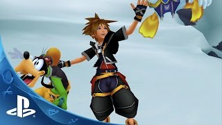 Kingdom Hearts HD 2.5 ReMIX: Launch Trailer | PS3