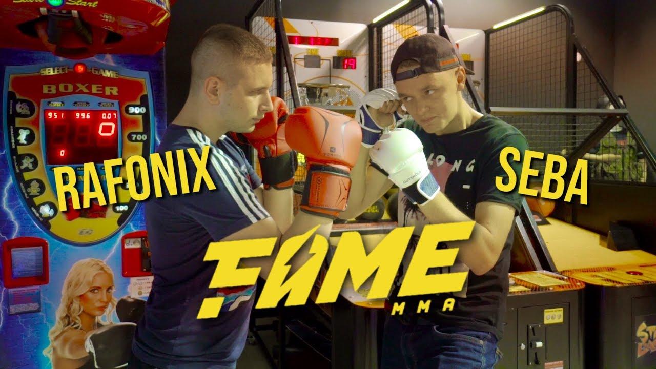 TYPOWY DRES VS RAFONIX *FAME MMA 2*