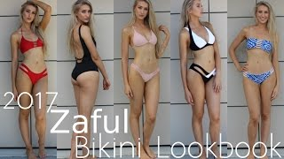 2017 Affordable Bikini Lookbook ♡ ZAFUL Review- 13 Styles! ♡