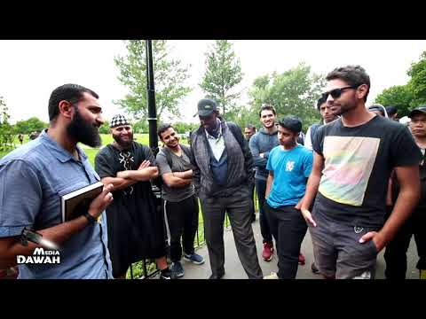 Atheist VS Muslim - Evolution Debate
