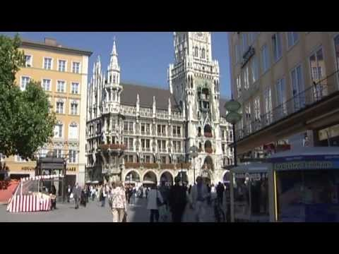 Munich, Center - Germany HD Travel Channel
