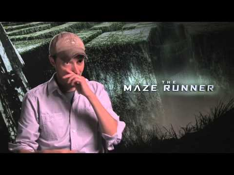 We Asked Wes Ball Which Characters Came To Life When Making The Maze Runner