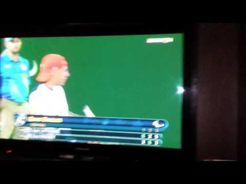 Paralympic wheelchair tennis