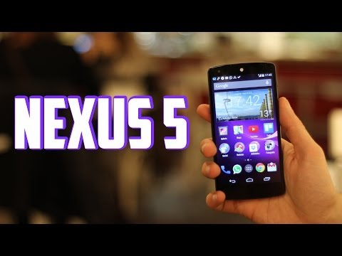 Google Nexus 5, Review en Español