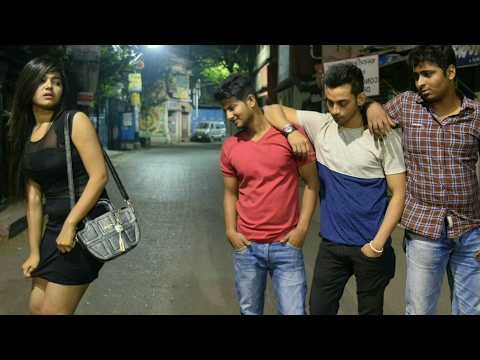 Girl in Short Dress | short-film on Eve-Teasing