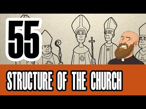 3MC - Episode 55 - What is the structure of the Church?