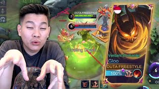 Review Hero Ingus Gloo, Sampe Masuk Tower Kita Tempelin Boss! - Mobile Legends