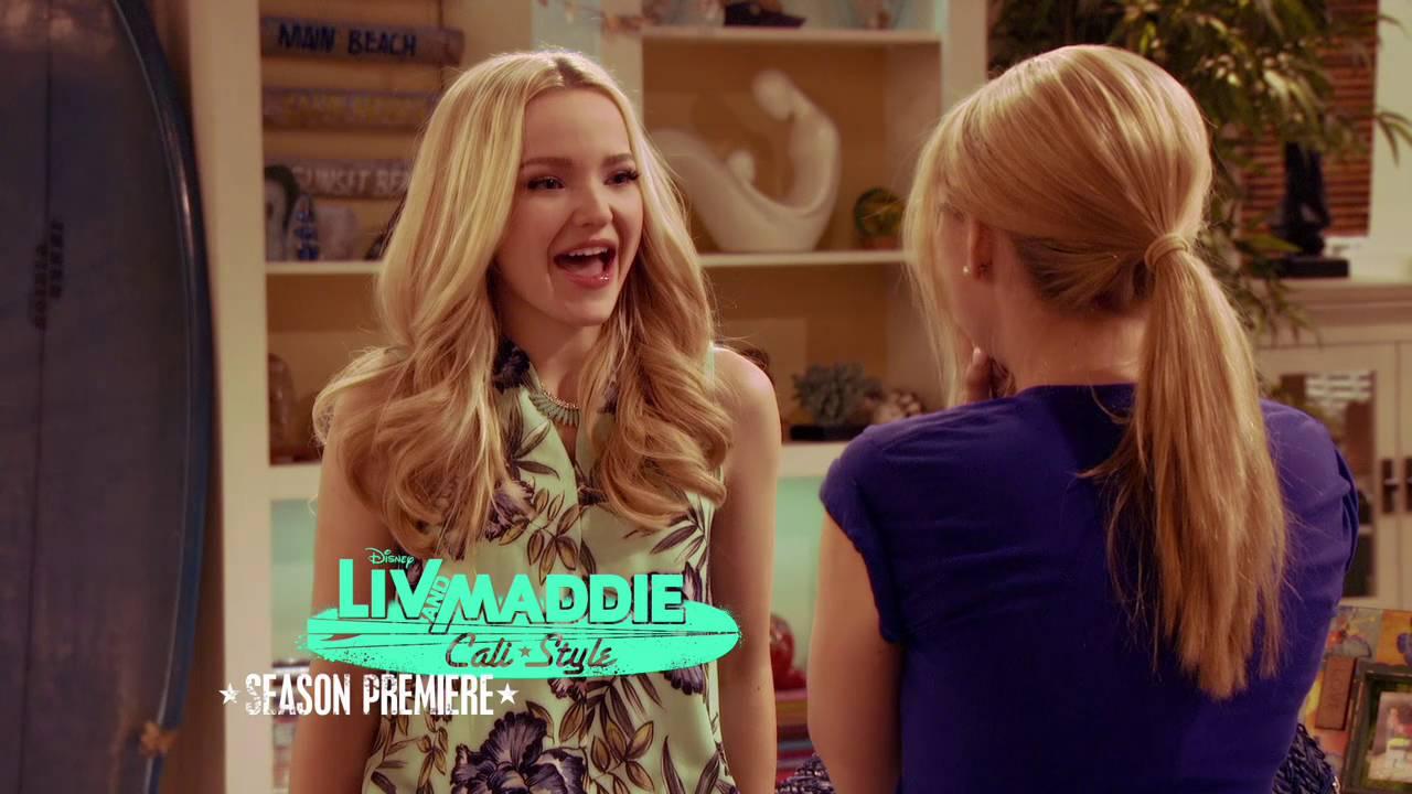 New Season Liv And Maddie Cali Style Disney Channel