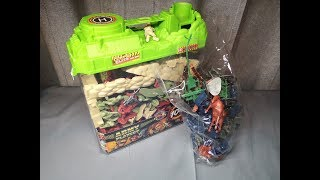 TOY SOLDIERS the corps and civil war military figures for boys UNBOXING