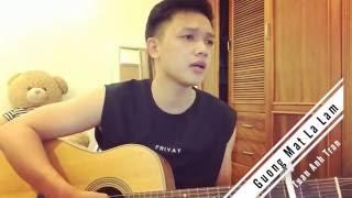 Gương Mặt Lạ Lẫm Mr.siro cover guitar