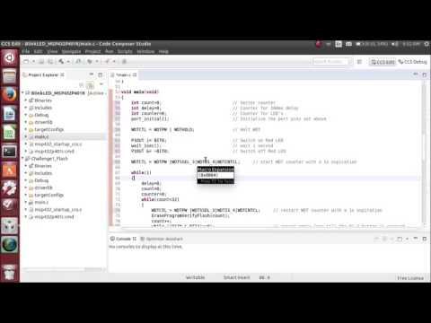 Flash Memory Programming with Watchdog Timer (TI MSP432P401R)