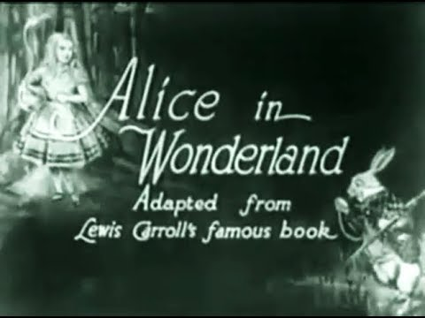 Adventure Family Fantasy Movie - Alice's Adventures in Wonderland (1915)
