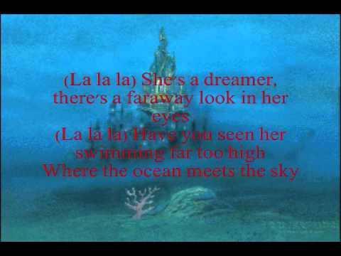 The Little Mermaid: Songs From The Sea - 4. There's Only ...