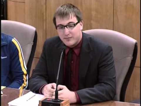 Senate Select Committee on Gender Discrimination (Part 2/2) 7/12/2010