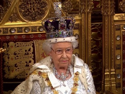 Queen Elizabeth delegating power to Prince Charles