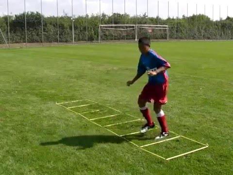 Fussballtraining Laufleiter 9 Laufschule Koordination