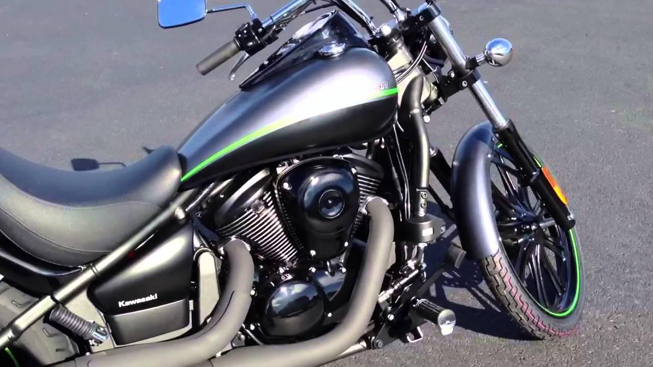 Kawasaki VN900 Vulcan 900 Classic Custom Manual
