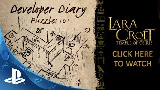 Lara Croft and the Temple of Osiris: Puzzles 101 | PS4