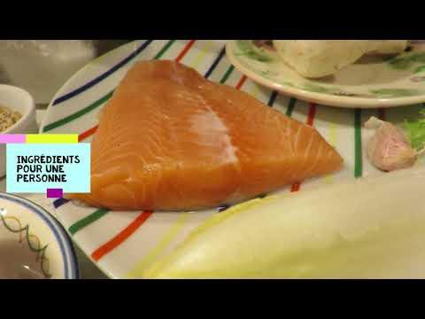 recette-simple-:-saumon-cuit-à-l'unilatérale-et-tartare-de-salade---mère-mitraille---gourmandises-tv