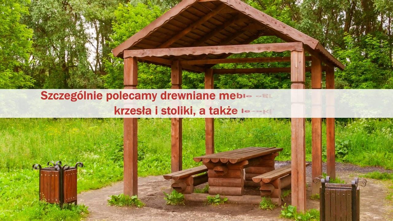 Nowość Place zabaw architektura ogrodowa piaskownice Łapy Studio Deska CY32