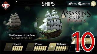 (10) Beli kapal the Emperor of the Sea - Assassin