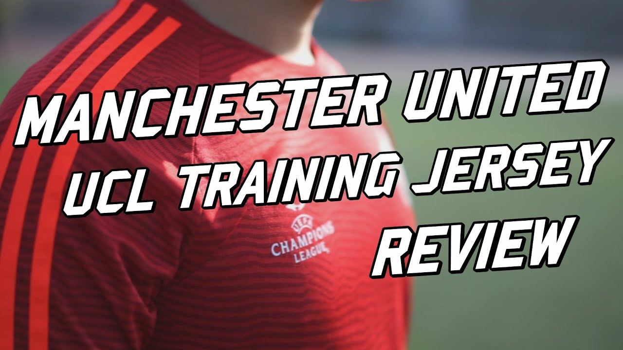 low priced 76486 887c1 MANCHESTER UNITED UCL TRAINING JERSEY REVIEW(맨유 UCL 트레이닝저지 리뷰)