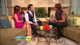 Richie Sambora Talks Struggles & Friendship with Heather Locklear