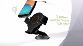 Onetto Charging  Mount Easy Flex Wireless