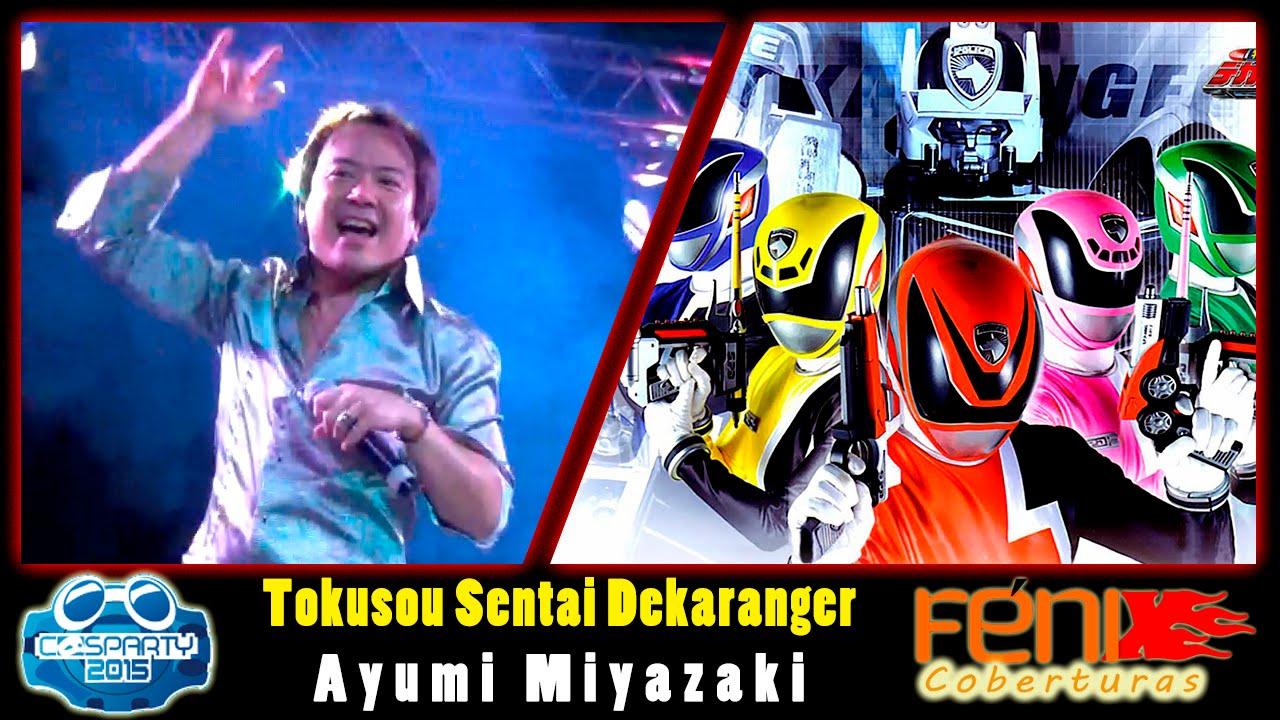 Lực Lượng Đặc Nhiệm SPD - Tokusou Sentai Dekaranger (2015)