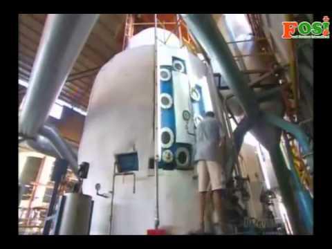 Quy trình chế biến sản xuất đường