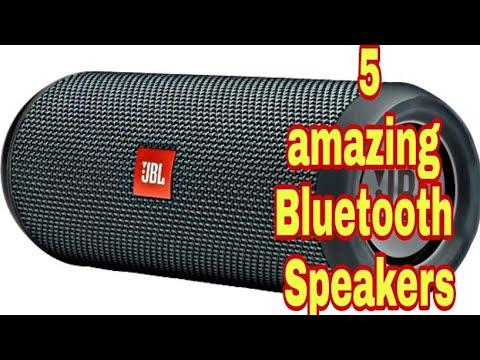5 Best Bluetooth Speakers 2020 Bluetooth Speakers Jbl Sony Philips Buot 5 Bluetooth Speaker Youtube