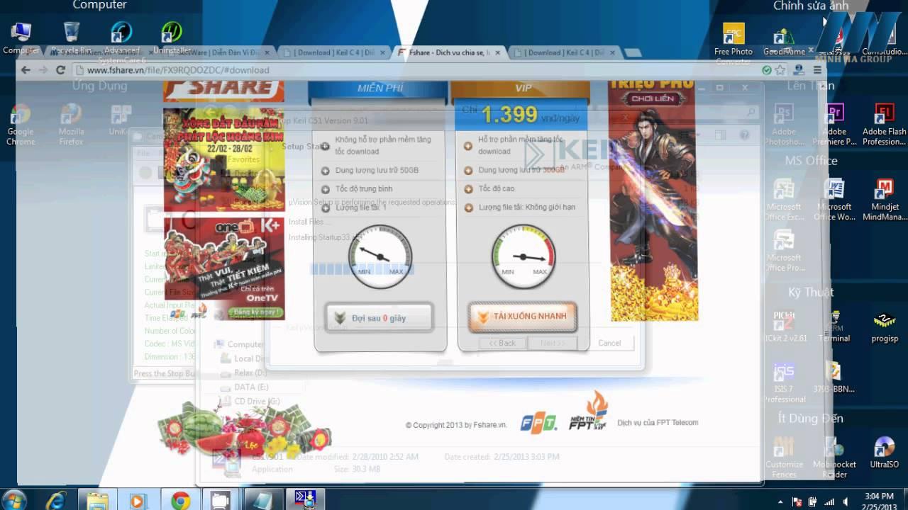 Keil uvision c51 free download