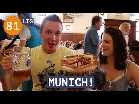 Life in Germany - Ep. 81: MUNICH! [Feat. Dana Newman]