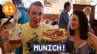Life in Germany - Ep. 81: MUNICH! [Feat. Dana Newman]
