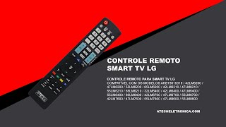 Controle Remoto TV LCD / LED L…