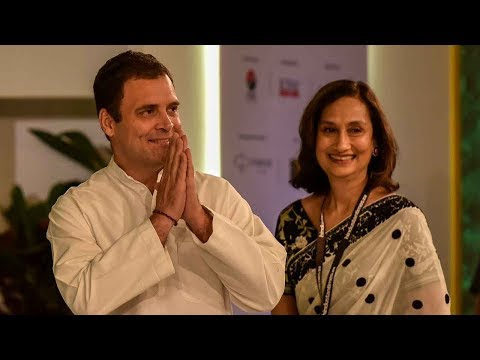 Trying to listen more; that's my leadership evolution: Rahul Gandhi at HTLS