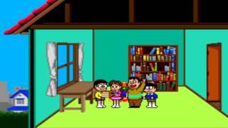 Doraemon - Nobita no Dorabian Night - Title Theme - User video