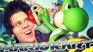 YOSHI CONTRA EL MUNDO | Mario Kart 8