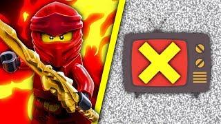 ODCINKI LEGO NINJAGO KTÓRYCH NIE ZOBACZYMY W TELEWIZJI