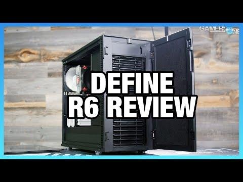 Fractal Define R6 Case Review: Finally, Something Decent