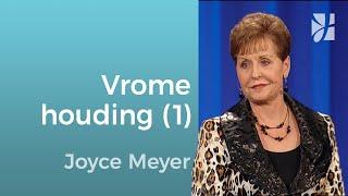 Een vrome houding (1) – Joyce Meyer – God ontmoeten