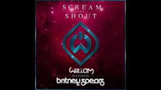 Will.I.Am Feat. Britney Spears - Scream & Shout (FanMade Radio Edit)