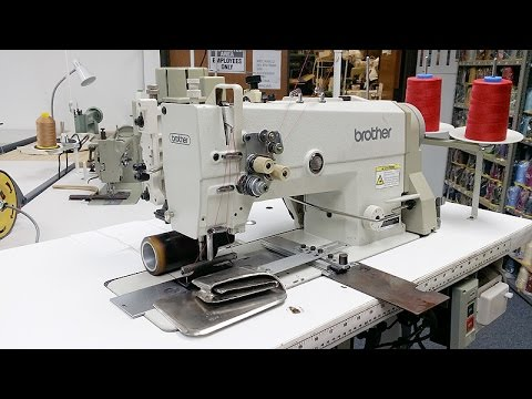 BROTHER TN40A40 Double Needle Sewing Machine With 40 Inch Needle Adorable Sewing Machines Atlanta
