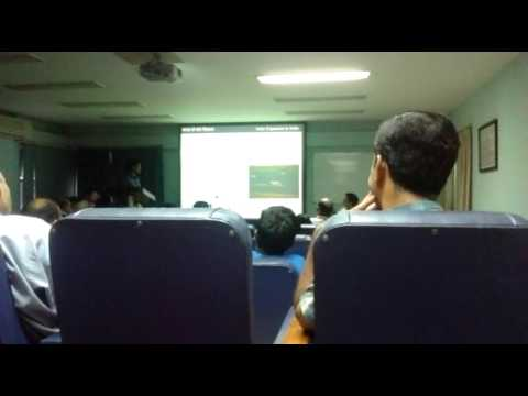 National Physical Laboratory New Delhi, Talk Oct'2015
