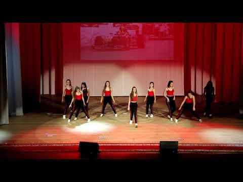 Отчётный концерт 2019 - гонки (Хип-Хоп, педагог Ляховец Наталья)
