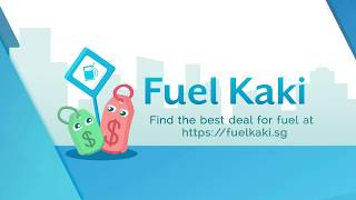 Fuelkaki - A Singapore Fuel Price Comparison Tool By Consumers Association Of Singapore  Case